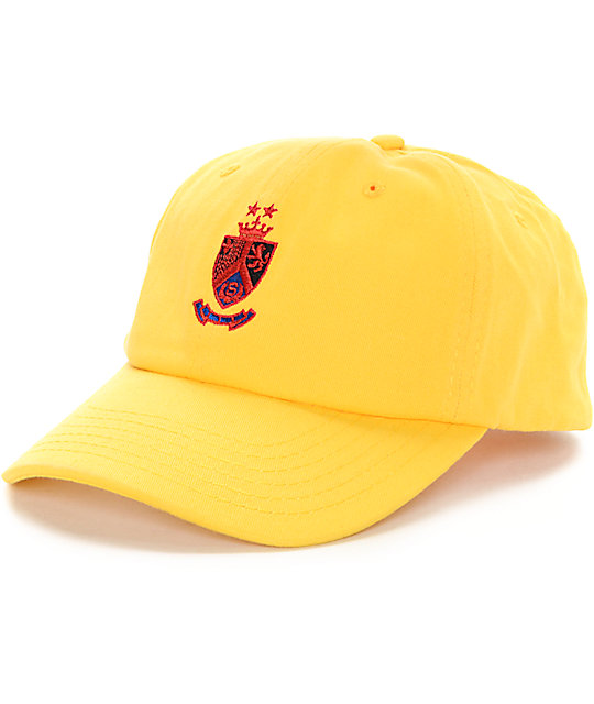 Sweatshirt By Earl Sweatshirt Club Yellow Strapback Hat