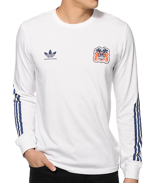 on sale eaa7a 4bb9a The Hundreds x adidas Long Sleeve Soccer Jersey