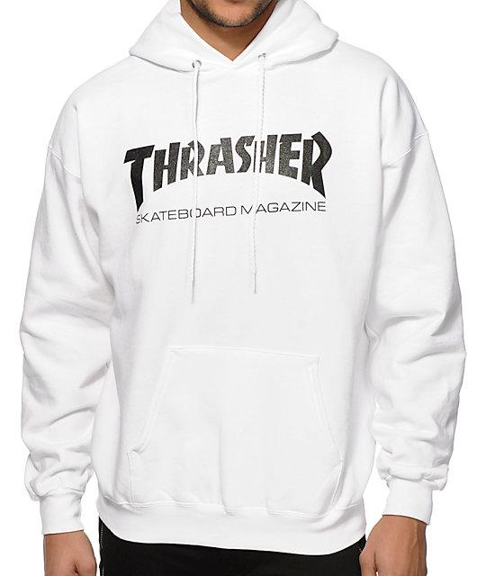 b98210e30731 Thrasher Skate Mag Hoodie | Zumiez