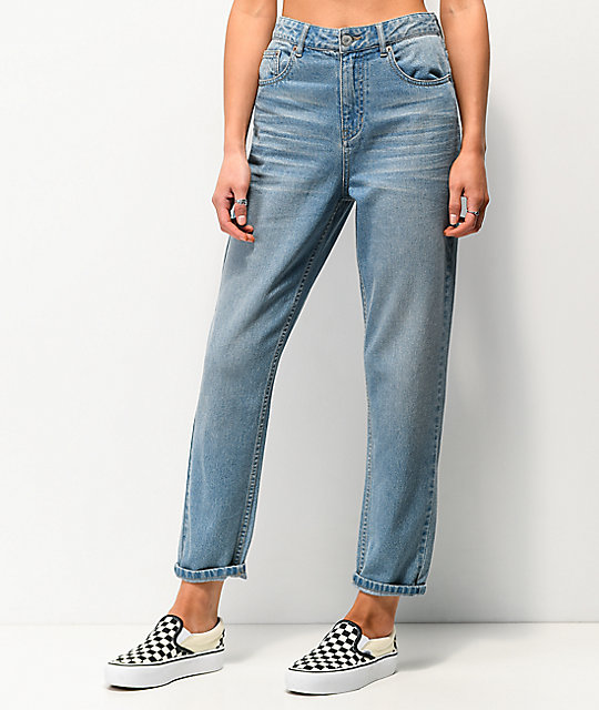 d5612e2beaa Unionbay Vintage Light Wash Mom Jeans