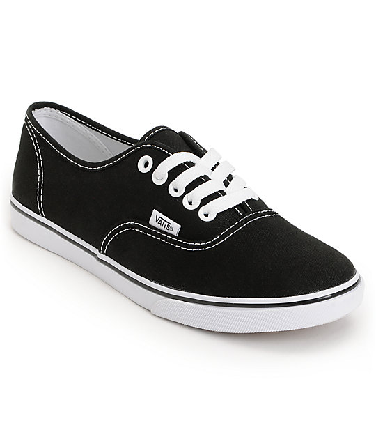 Lo Van Pro Zapatos Authentic Negrossmujer ulOPXkwZiT