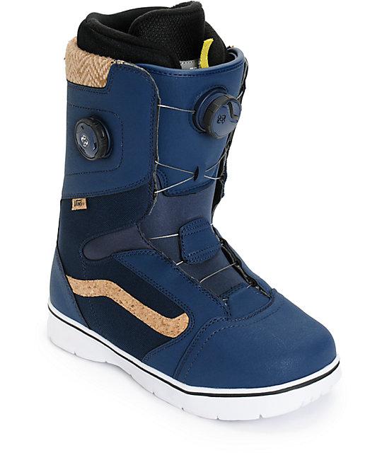 5c736fe54a Vans Aura Boa Snowboard Boots