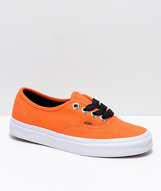Vans Authentic Oversized Lace Flame Shoes  027a6ced9