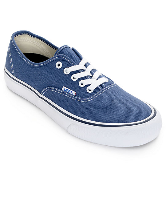 eb1429c15ee21 Vans Authentic Pro 50th zapatos azules de skate (hombre) ...