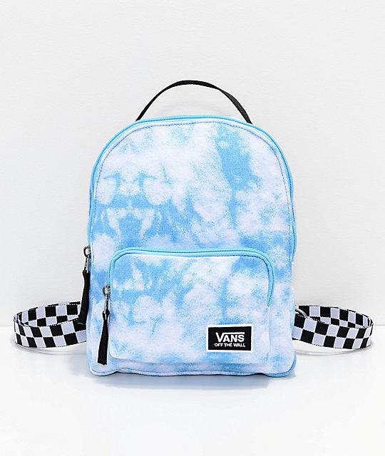 1080eaf87ca Vans Cloud Blue Bell Mini Backpack | Zumiez