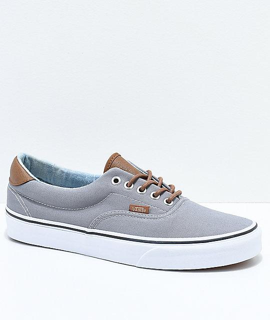 Zapatillas VANS ERA gris Y6XF7Y | rop | Zapatillas vans