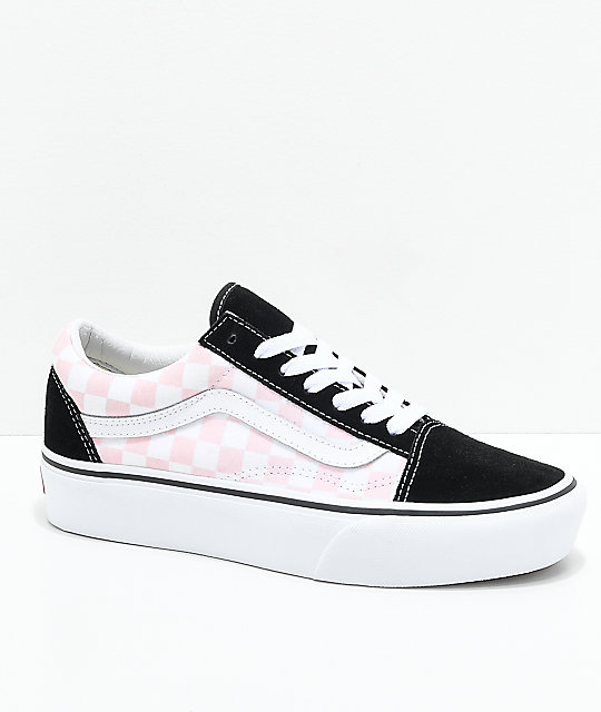 2268dc08e3a Vans Old Skool Black