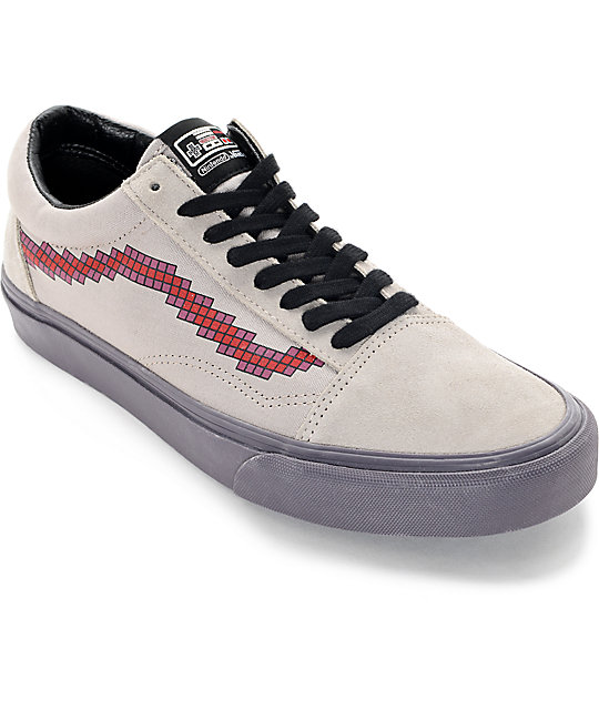 Vans Old Skool Nintendo Console Shoes  a6824b721926e