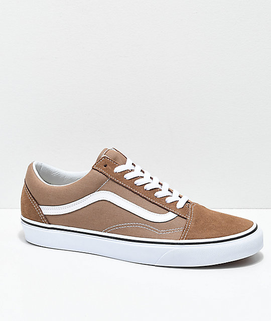 Comprar descuento Vans Old Skool Zapatos de hombre Tigers