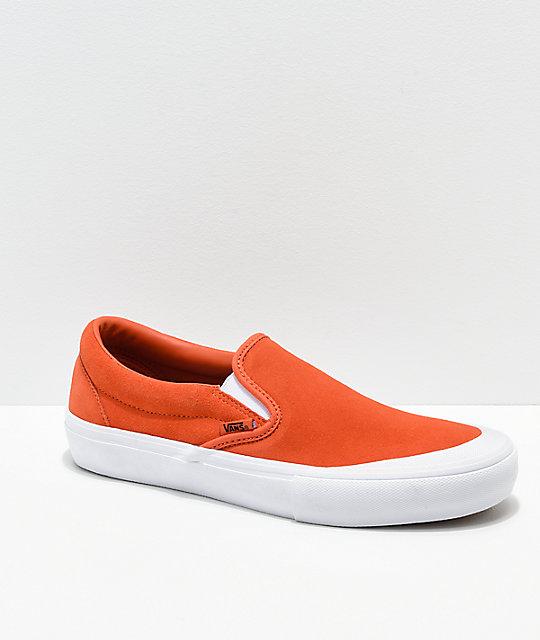 13bdeee1dde7 Vans Slip-On Pro Koi Skate Shoes | Zumiez