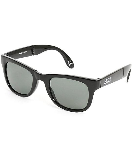 Spicoli Plegables Sol Vans De 4 Gafas En Negro JFcu1lK35T