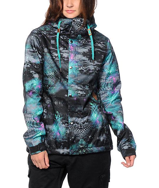 Volcom Bolt Astrid 8K Insulated Snowboard Jacket  f84e27e00