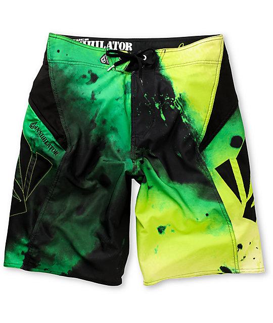 ShortsZumiez Volcom Green Bruce Annihilator Board 0wONXPkZn8