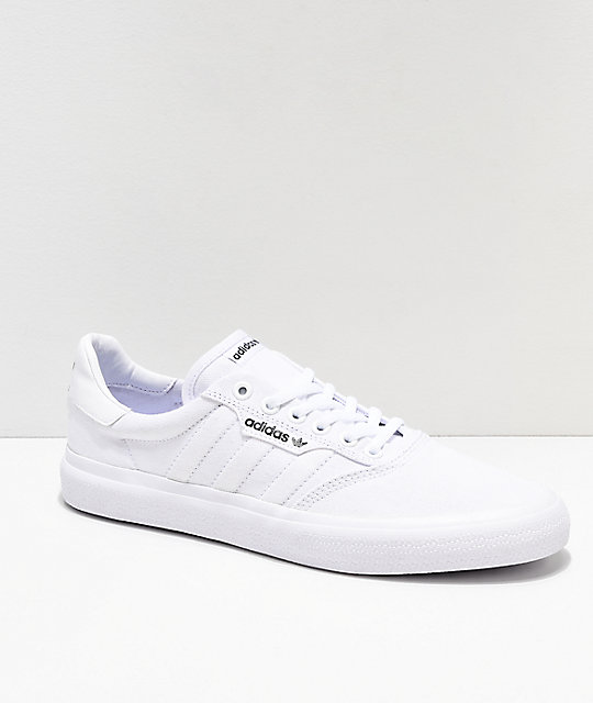 adidas 3MC White Shoes  70ea1fb20