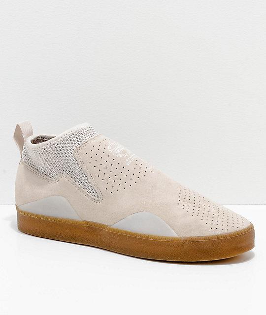 super popular bb88c 9ef68 adidas 3ST.002 Clear Brown  Gum Shoes