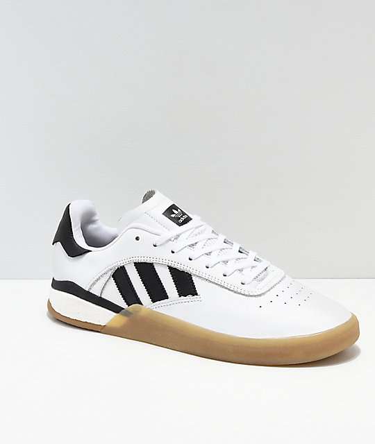 Blancos Y Adidas 3st 004 Zapatos Negros 80ZXwOPNnk
