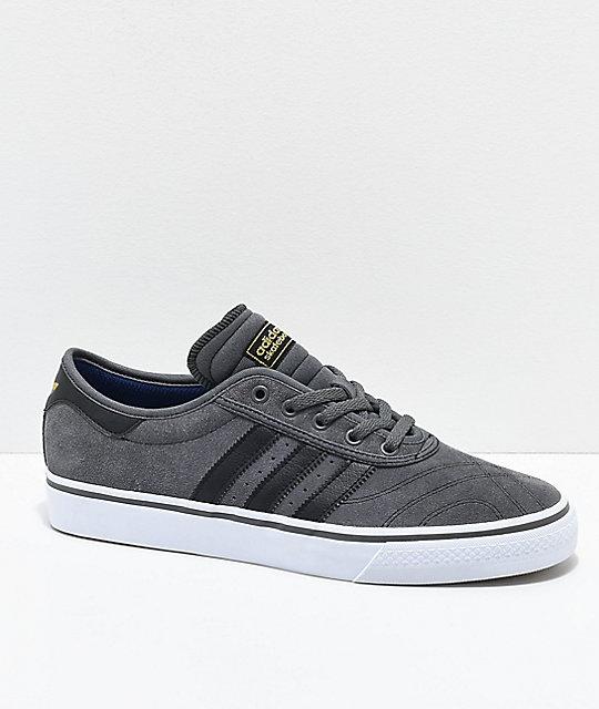 Adidas Premiere White Adiease Shoes GreyBlackamp; QohBtdCsrx
