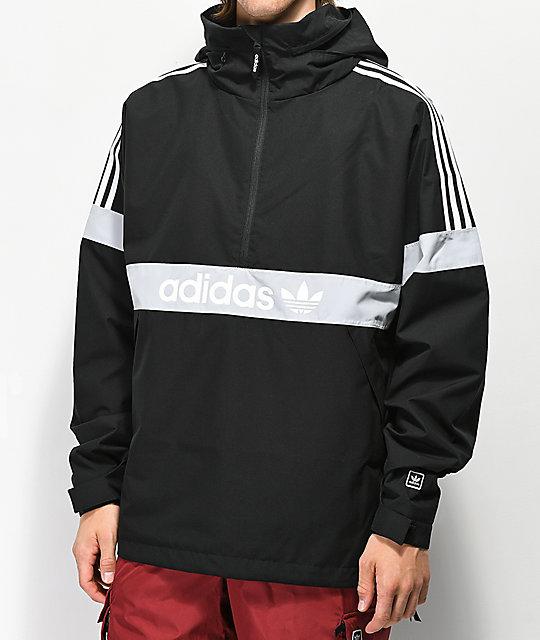 Bb 10k Jacket Snowboard Black Adidas Snowbreaker qVSUpzM