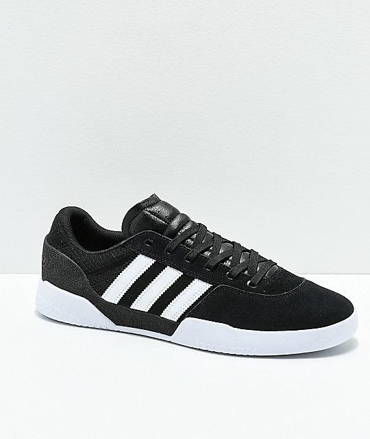 Cup Zapatos Adidas Blancos Negros City Y NOkZ0P8nwX