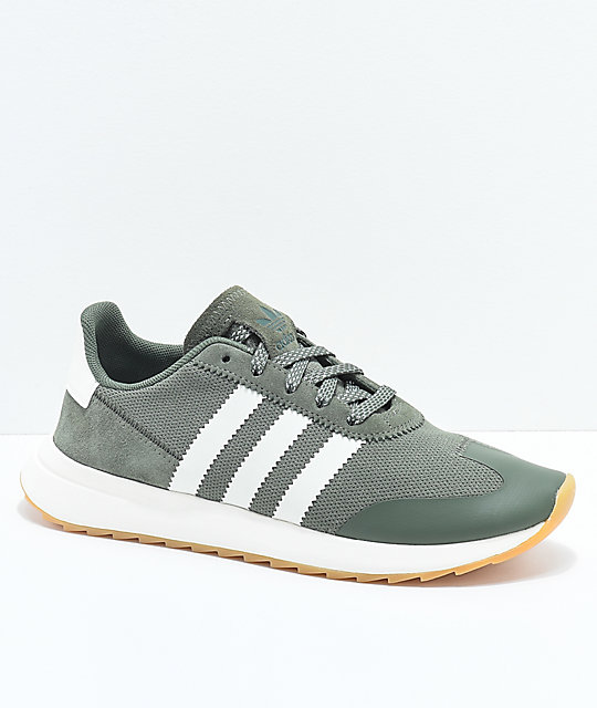 adidas Flashback Shoes Green | adidas US