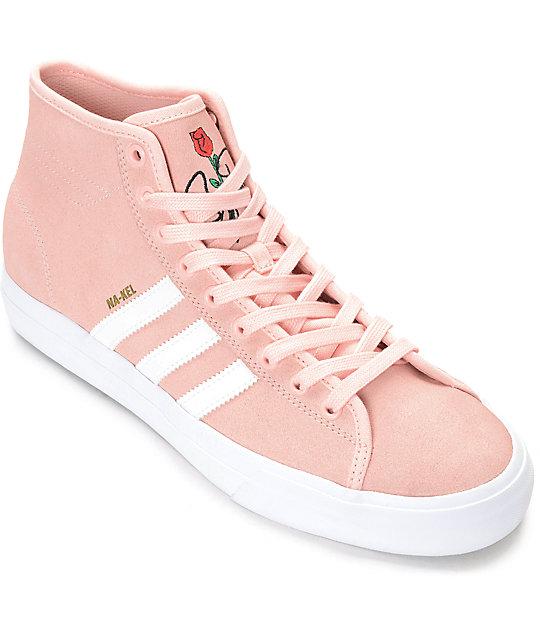 adidas nakel matchcourt rose