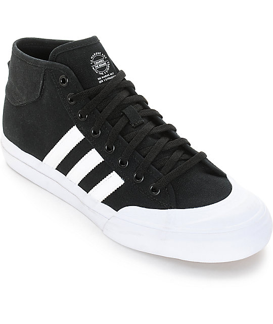 adidas matchcourt mid skate shoes