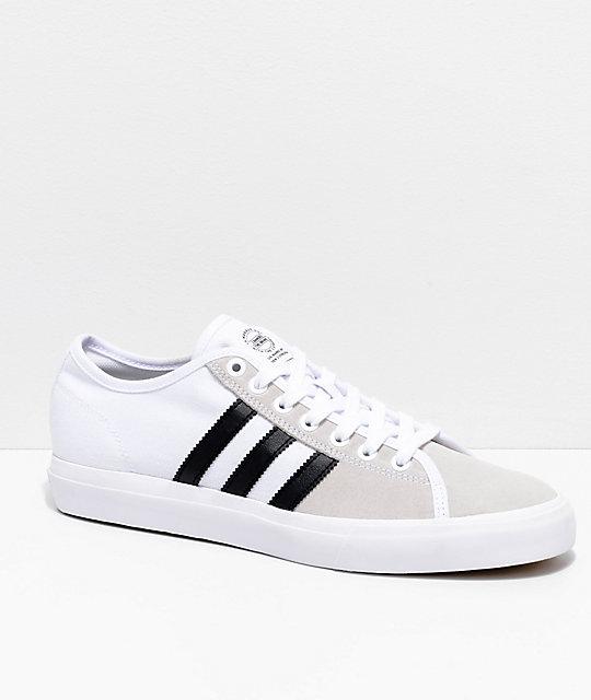 Adidas Matchcourt Schuhe schwarz Herren Originale, Adidas