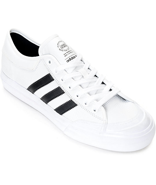 Adidas Matchcourt All White Shoes White, Mens Skate Shoes Mens, Skate Shoes