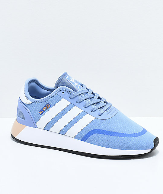 Blueamp; Cls White Adidas 5923 Shoes N Chalk 54ALRj