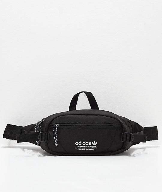 4962bb36 adidas Originals Black & White Crossbody Bag | Zumiez