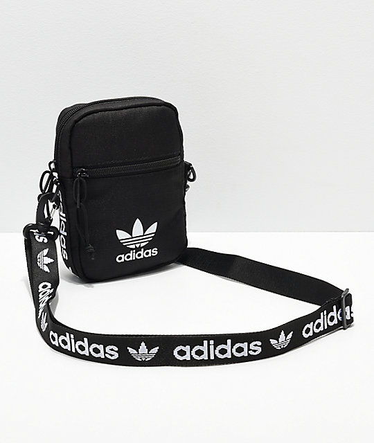 52a8cdd93 adidas Originals Black Shoulder Bag | Zumiez