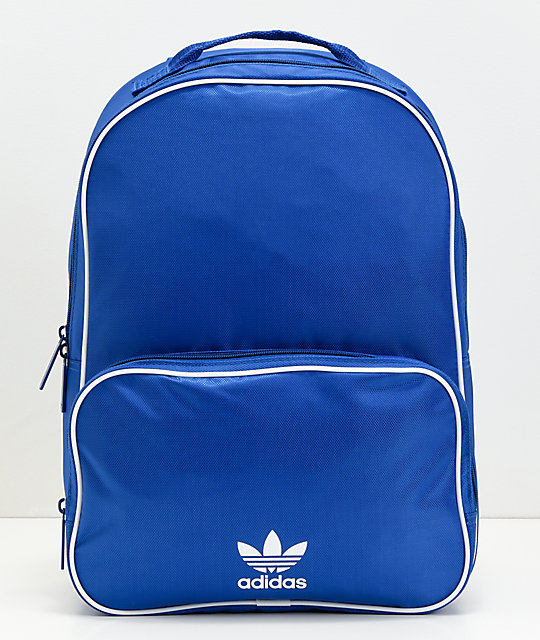 88fd97bb84e2 adidas Santiago Royal Blue Backpack
