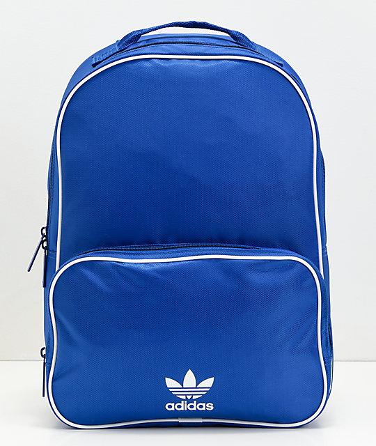 adidas Santiago mochila azul real ...