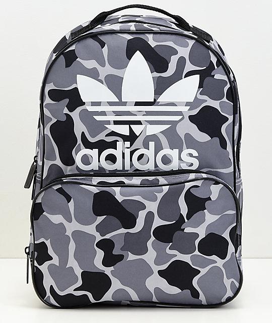 Gris Adidas Mochila Camuflaje Santiago De bvYf7g6y