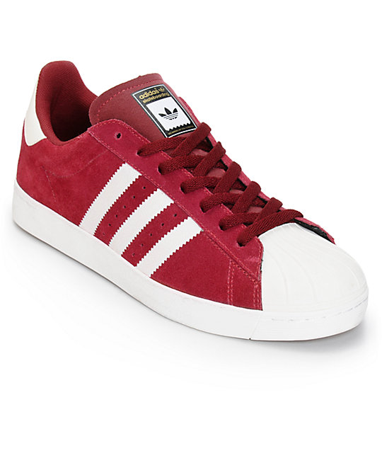 the latest 69c24 78644 adidas Superstar Vulc ADV Shoes