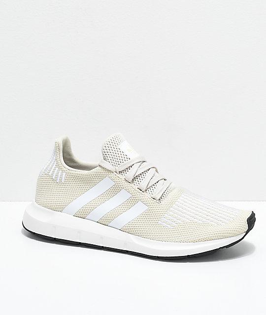 NEW Adidas Originals Womens Swift Run Clear Brown Boutique
