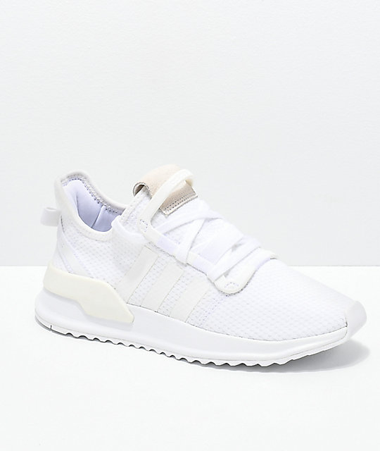 2602239d3 adidas U Path Run White Shoes