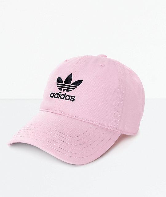 0cfe321c19c73 adidas Women s Pink Baseball Hat