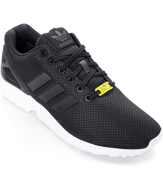 ShoesZumiez Flux White Blackamp; Adidas Zx 4cLq35ARjS