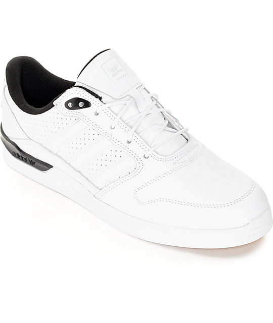 huge selection of 3adb7 c55cf adidas ZX Vulc White, White & Black Shoes