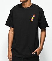 40s & Shorties 40 Oz. Molotov Black T-Shirt