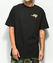 40s & Shorties Super Soaker camiseta negra