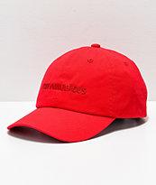 4Hunnid Stay Dangerous gorra roja