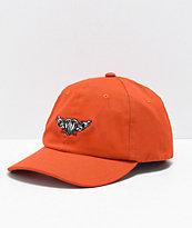 A-Lab gorra naranja loca