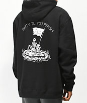 A Lost Cause Perish Black Hoodie