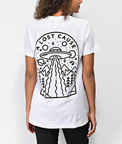 A Lost Cause Welcome camiseta blanca
