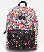 Acembly x Slushcult Splatter Cup Collage Modular Backpack