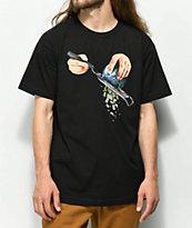 Akomplice Environmental Genocide Black T-Shirt