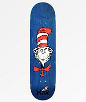 "Almost x Dr. Seuss Max R7 8.25"" Skateboard Deck"