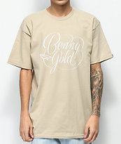 Benny Gold Marinovich Script Sand T-Shirt